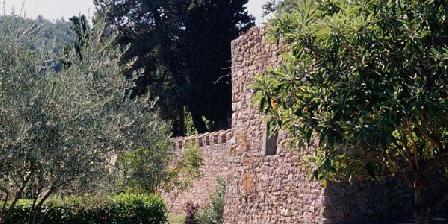 Château d'Agel Château d'Agel, piscine