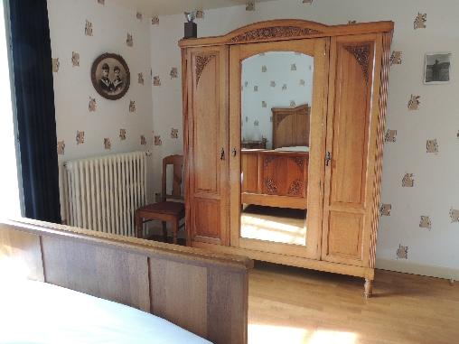 Chambre d'hote Creuse - la chambre Bétête