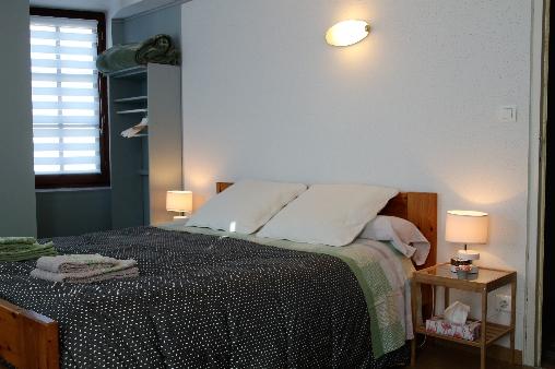 bed & breakfast Lot-et-Garonne - Grande chambre double