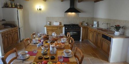 Bed and breakfast Le Mas de la Pommeraie > Le Mas de la Pommeraie, Chambres d`Hôtes Saint-Géry (46)