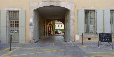 Cote Cite Cote Cite, Chambres d`Hôtes Carcassonne (11)