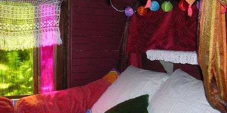[Dormir en Roulotte] Dormir en Roulotte, Chambres d`Hôtes Chaponost (69)