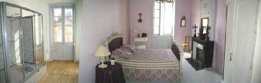 Les Acanthes, Chambres d`Hôtes Saint-Jean-d'Angely (17)