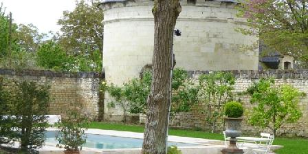 Le Clos Chavigny Le Clos Chavigny, Chambres d`Hôtes Lerne (Chinon) (37)