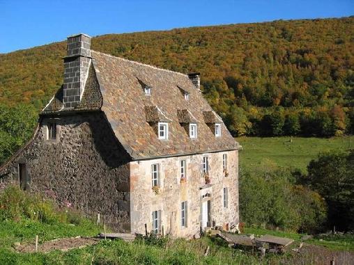 Chambre d'hote Cantal - La Roussière - Maison d'hôtes -Guesthouse, Chambres d`Hôtes St-Clément (15)