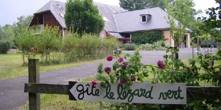 Gîte du Lézard Vert Gîte du Lézard Vert, Chambres d`Hôtes Escout (64)