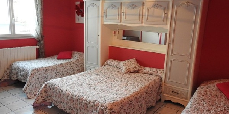 Domaine de La Fuie Domaine de La Fuie, Chambres d`Hôtes Vendeuvre Du Poitou (86)