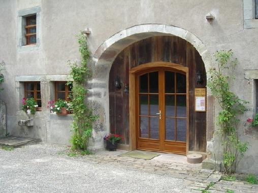 Chambres d 39 hotes haute saone la chapelle des cornottes - Chambre d agriculture haute saone ...