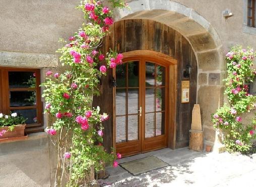 Chambre d'hote Haute-Saône - Table Et Chambres D'hote De La Chapelle Des Cornottes, Chambres d`Hôtes Magny-Jobert (70)