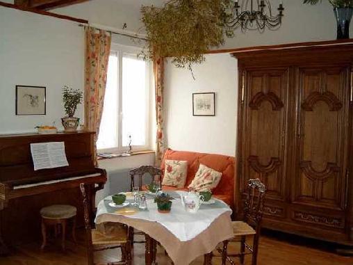 Chambre d'hote Meurthe-et-Moselle - Les Hauts de Sion, Chambres d`Hôtes Saxon-Sion (54)