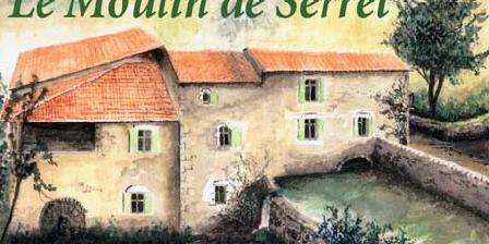 Gite Le Moulin de Serret >