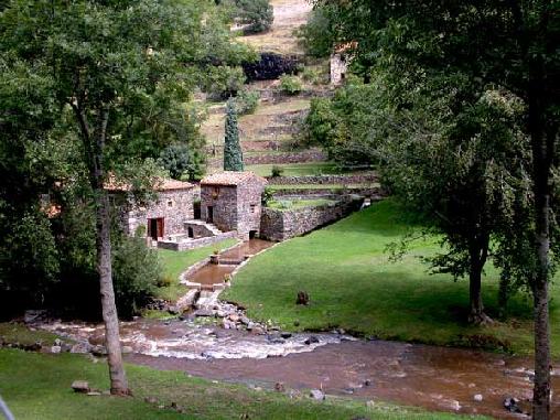 Le Moulin, Chambres d`Hôtes Saint Arcons D'Allier (43)