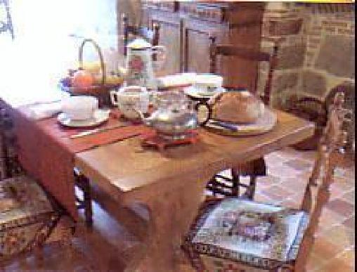 Chambre d'hote Creuse - Le Jardin Bleu, Chambres d`Hôtes Crocq (23)