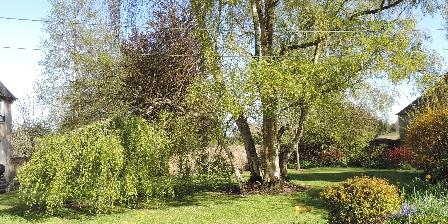 Ferme de la Houlotte Le jardin