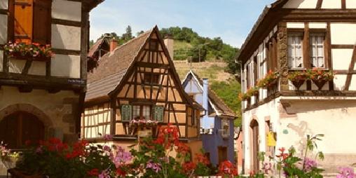 Chambre d'hote Haut-Rhin - Gite Colmar, Gîtes Niedermorschwihr (68)