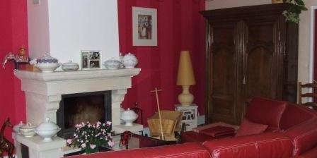 Le grenier de Charles Chambres et table d'hotes La Renouillere, Chambres d`Hôtes La Villeneuve Au Chene (10)