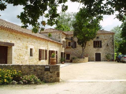La Ferme De Myriam, Chambres d`Hôtes Montayral (47)