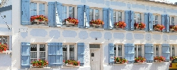 Bed and breakfast La Maison Bleue en Baie