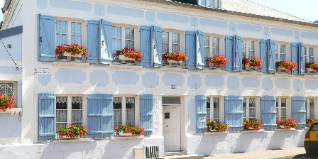 La Maison Bleue en Baie  La Maison Bleue en Baie (Baie de Somme)
