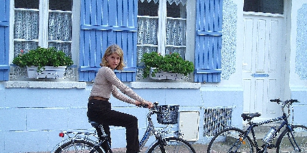 La Maison Bleue en Baie  La Maison Bleue en Baie (Baie de Somme), Chambres d`Hôtes Le Crotoy (80)