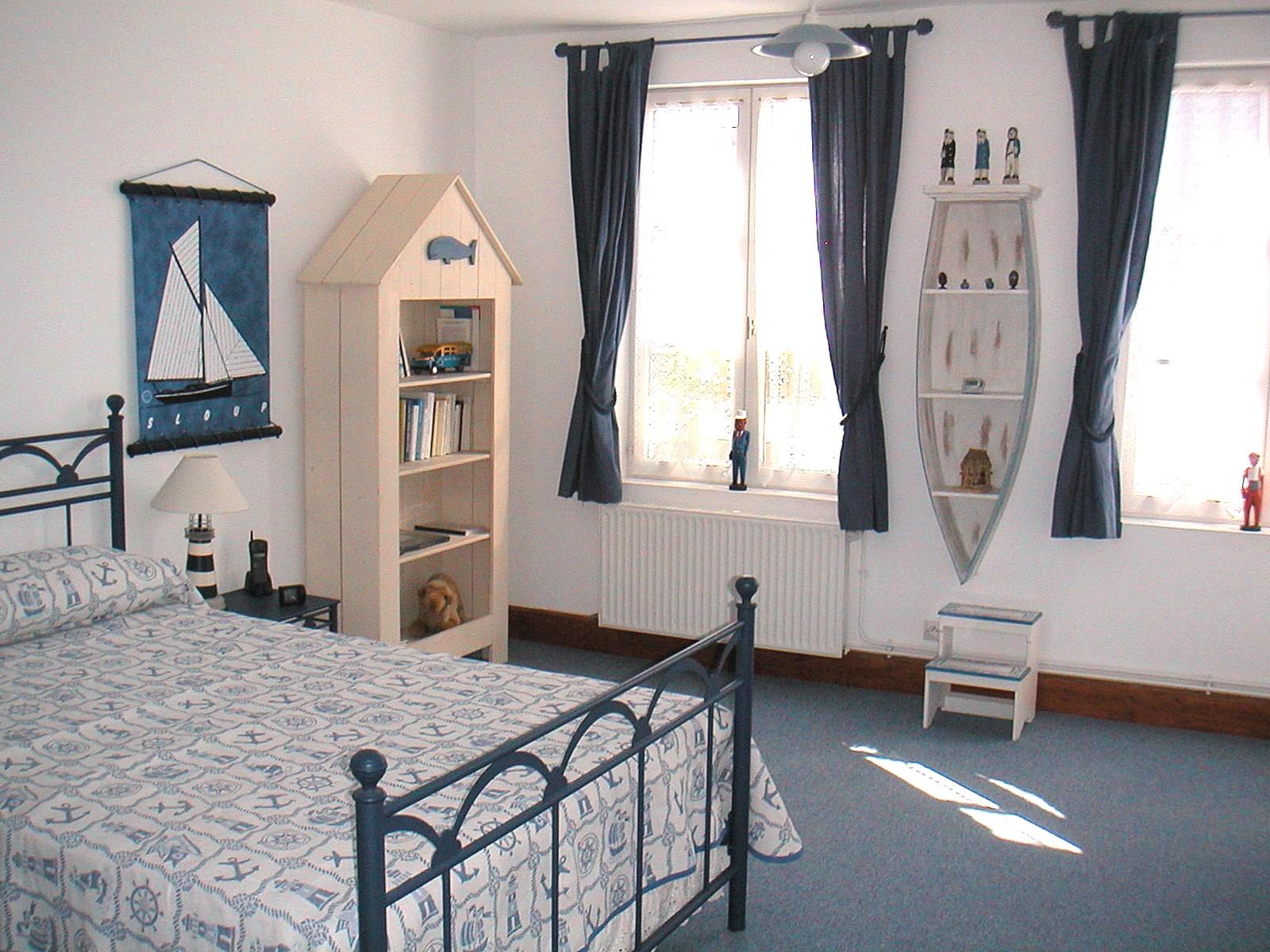 La maison bleue en baie une chambre d 39 hotes dans la - Chambre d hote le crotoy ...