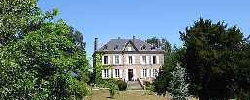 Bed and breakfast Château de La Villeneuve