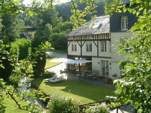 Au Moulin Saint Nicol, Chambres d`Hôtes Honfleur (14)