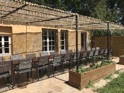 bed & breakfast Vaucluse - Terrass gîte de Causeran