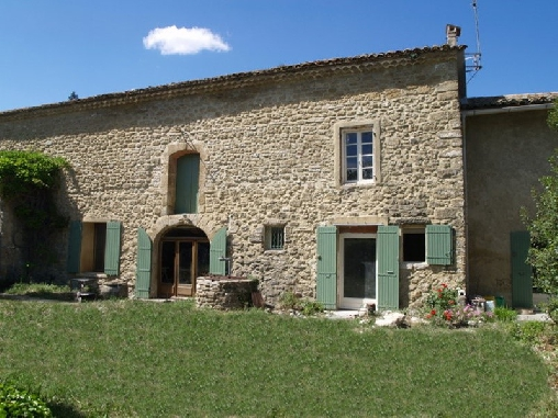 bed & breakfast Vaucluse - Self-catering rental Gîte du Templier, Provence