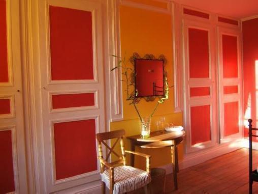 Chambre d'hote Aisne - Le Château, Chambres d`Hôtes Éparcy (02)