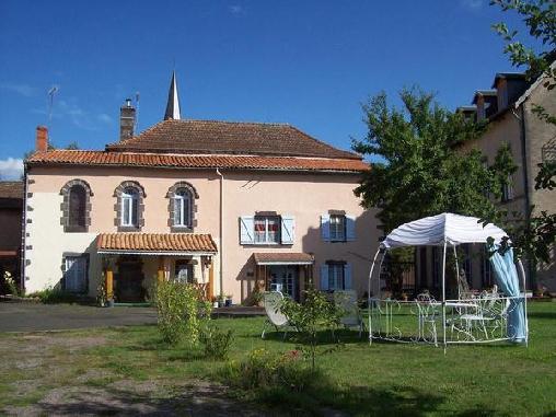 Chambre d'hote Puy-de-Dôme - Le Clos di Pontine, Chambres d`Hôtes Pontgibaud (63)