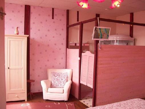 Le Clos di Pontine, Chambres d`Hôtes Pontgibaud (63)