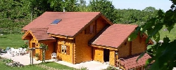 Bed and breakfast Le Chalet de Fanny