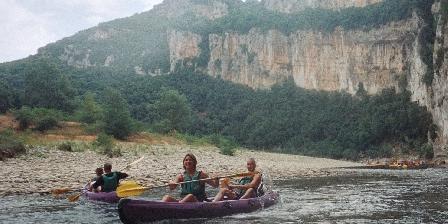 Domaine de Lamartine Rivière Ardèche, à deux pas du domaine