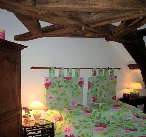 Chambres d'hôtes des Caissons, Chambres d`Hôtes Paray Sous Briailles (03)