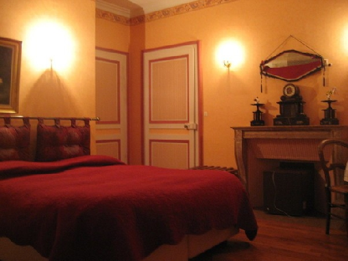 A la Thuilerie des Fontaines, Chambres d`Hôtes Chatenois (39)