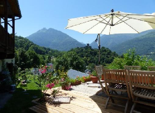 Chambre d'hote Hautes-Pyrénées - Las Vignes Chambres et Table d'Hôtes, Chambres d`Hôtes Beaucens (65)