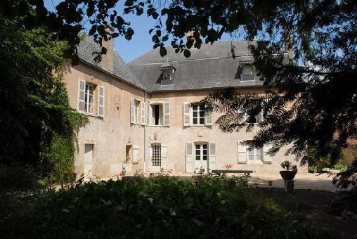 Chambre d'hote Saône-et-Loire - La Maison des Gardes, Chambres d`Hôtes Cluny (71)