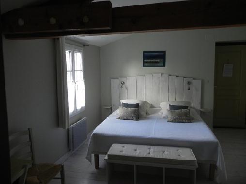 La Cabane, Chambres d`Hôtes Le Chateau D'Oleron (17)