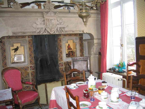 Manoir du Loubarré, Chambres d`Hôtes Gauchin Verloingt (62)