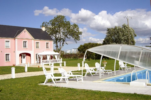 Au Grimartin's, Chambres d`Hôtes Fresnay Sur Sarthe/Saint Ouen De Mimbre (72)