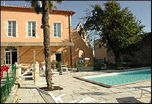 Le Clos des Palmiers, Chambres d`Hôtes Gornac (33)