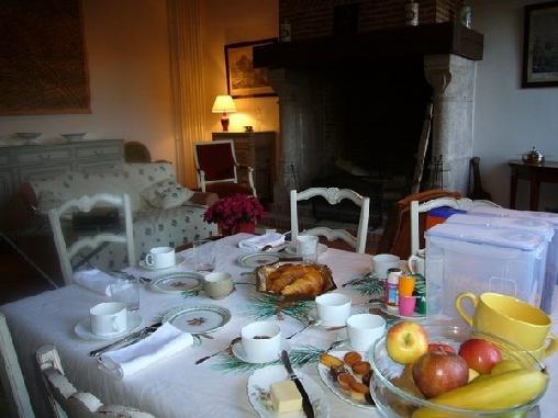 Le Pommier Doux, Chambres d`Hôtes La Haye-Malherbe (27)