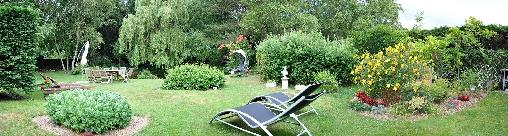 Chambre d'hote Seine-Maritime - le jardin des Pérelles