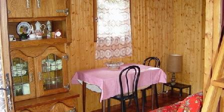 Le  Chalet Le  Chalet, Chambres d`Hôtes Aynac (46)