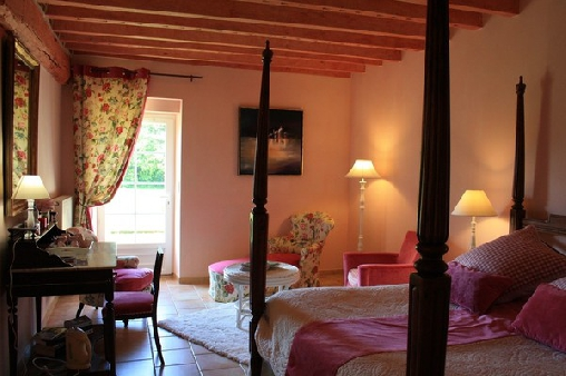 Chambre d'hote Cher - Les Chatelains, Chambres d`Hôtes Ennordres (18)