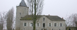 Bed and breakfast Château d'Aulnay-sous-Boësses