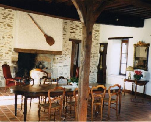 Chambre d'hote Indre - Le-Gachet, Chambres d`Hôtes Pouligny Notre Dame (36)