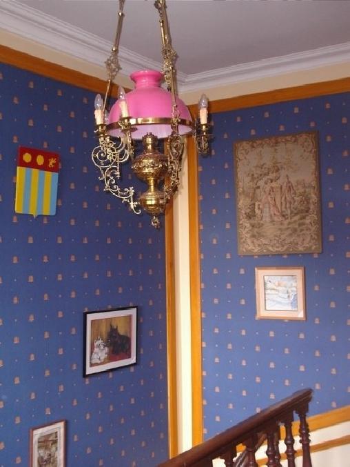 Le Manoir, Chambres d`Hôtes Criquetot L 'Esneval (76)