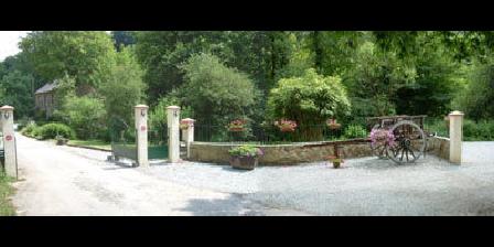Le Moulin de la Touche Le Moulin de la Touche, Chambres d`Hôtes Plouguenast (22)